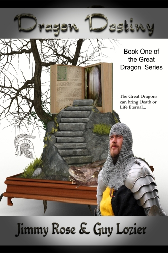 Dragon Destiny book one of The Great Dragon series