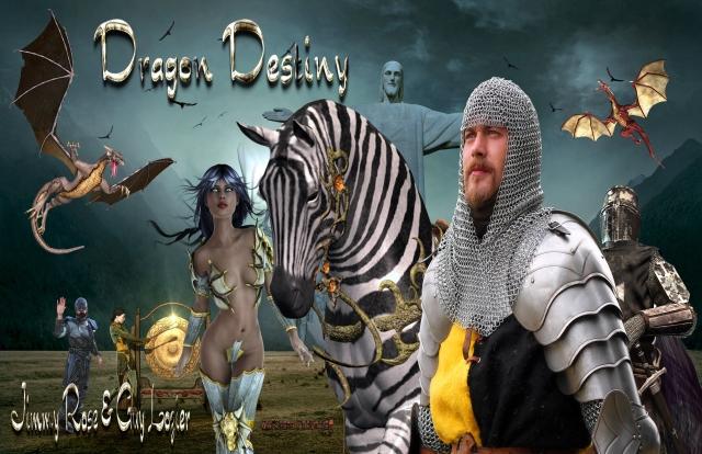 Dragon Destiny Poster