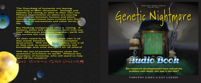 genetic nightmare audio book - 2