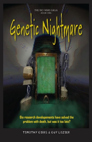 genetic nightmare front cover