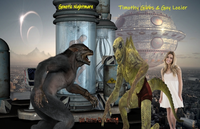 Genetic Nightmare Poster 6