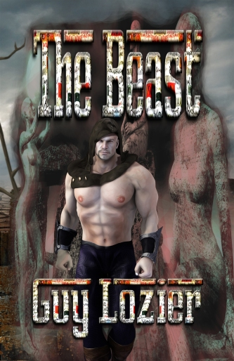 The BeastKindle cover 11X17