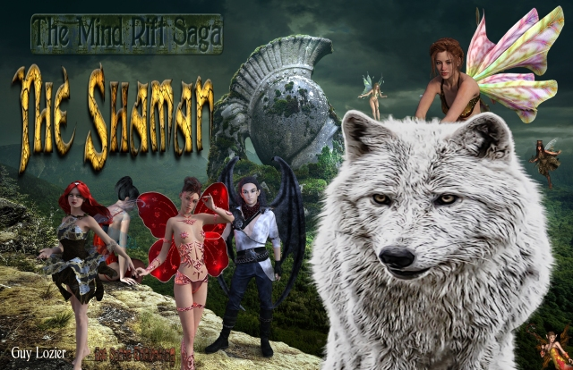 The Mind Rift Saga Poster 4