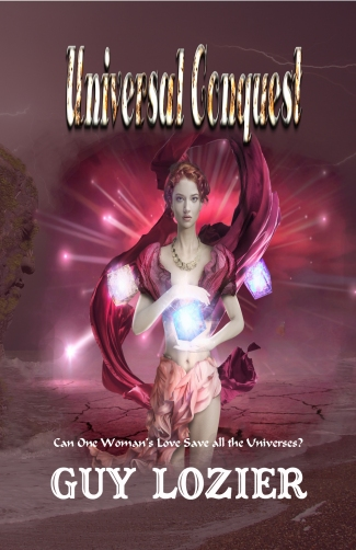 Universal Conquest Novel Cover 10