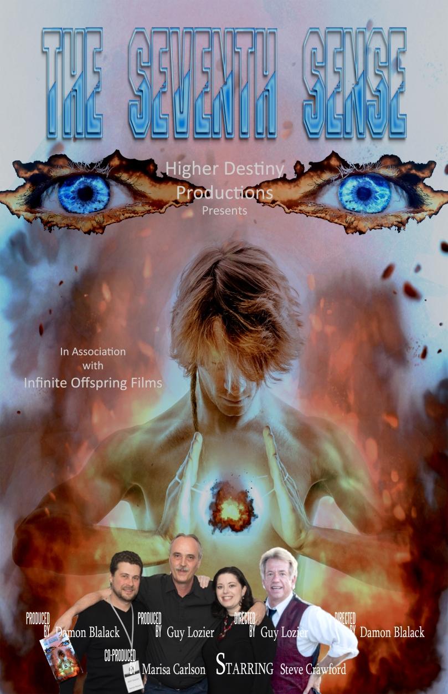 The Seventh Sense Movie Poster 11x17 - 4