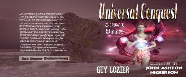 Universal Conquest Audio Book - 4