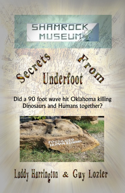Secrets from underfoot - 3