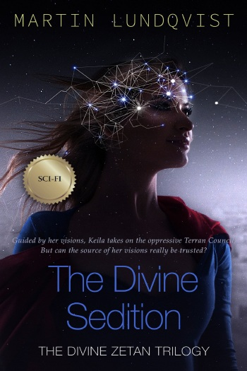 The Divine Sedition Cover 6 times 9